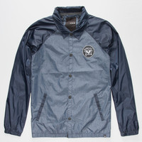 Hurley Mvp Homecoming Mens Jacket Navy  In Sizes