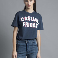 Casual Friday Boyfriend Tee