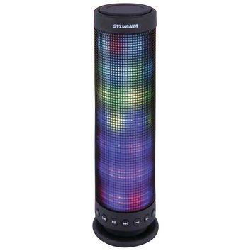 Sylvania Light-up Neon Bluetooth Speaker