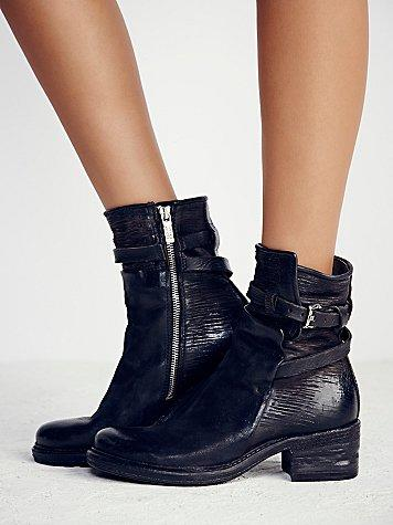 A.S.98 Classic ankle boots - cartone