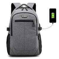 66b4ac675d Laptop Backpack External USB Charge Computer Backpacks Anti-theft Bags for Men  and Women Travel