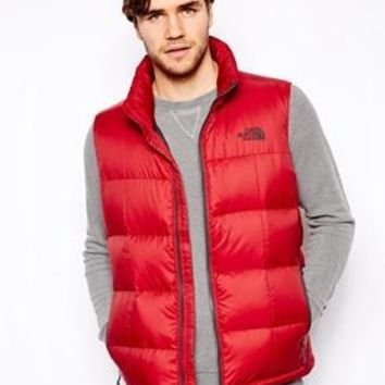 The North Face Gilet - Red