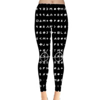 Zodiac Killer Leggings XS-3XL