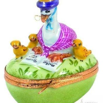 Mother Goose Limoges Boxes