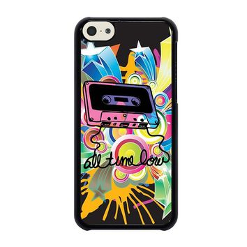 ALL TIME LOW RETRO CASSETE iPhone 5C Case Cover