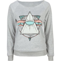 FULL TILT Tribal Womens Sweatshirt 206853595 | Sweatshirts & Hoodies | Tillys.com