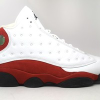 Air Jordan 13 Retro Bulls Basketball Shoes <>