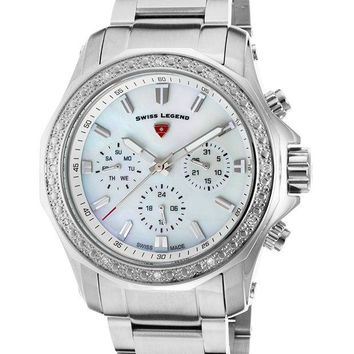 Swiss Legend Islander Ladies Watch 16201SM-22