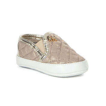 MICHAEL Michael Kors Girls´ Iris Sage Crib Shoes | Dillards