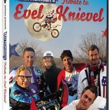 Travis Pastrana & Johnny Knoxville - Jackass Presents Mat Hoffman's Tribute to Evel Knievel