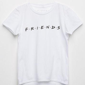 F.R.I.E.N.D.S Friends Girls Tee | Graphic Tees