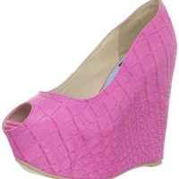 Fahrenheit Women's Janne-02 Wedge Pump