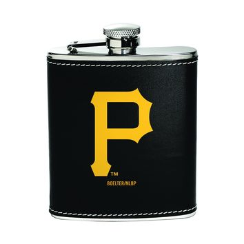 Pittsburgh Pirates Flask Stainless Steel
