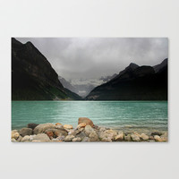 green water Stretched Canvas by Marianna Tankelevich