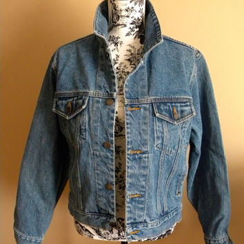 Vintage Gap Denim Jacket Size S/M/L