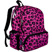 Pink Leopard Megapak Backpack - 79214