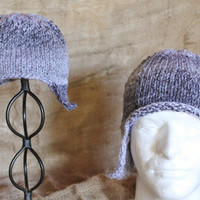 Matching Father Son Earflap Hats  Ready to by SunshineRoseDesign