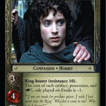 Lord of the Rings TCG - Frodo, Reluctant Adventurer - Mines of Moria
