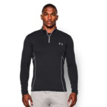 Under Armour Men's UA ColdGear Armour Stretch  Zip
