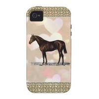 Brown Horse Case-Mate iPhone 4 Case