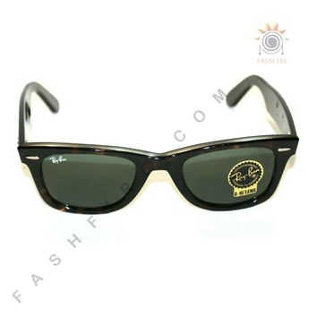 Ray Ban Ray Ban Wayfarer Sunglasses Dark Brown #RB 2140 902 50 22 3N $115