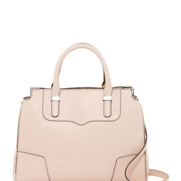 DCCKHB3 Rebecca Minkoff | Amourous Leather Satchel