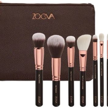8pcs Professional Face Eye Blending Makeup Brushes set