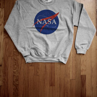 NASA alien unisex sweat-shirts