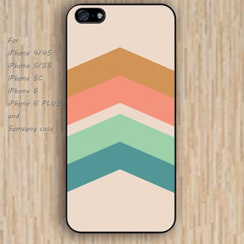 iPhone 5s 6 case chevron colorful dream phone case iphone case,ipod case,samsung galaxy case available plastic rubber case waterproof B752