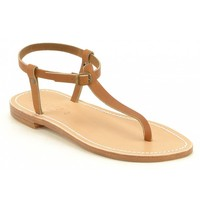Craft leather sandals Transat 2