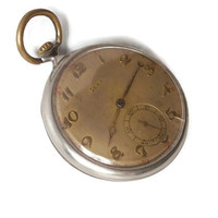 Authentic,Antique  Swiss  Pocket Watch Doxa 1927  Functional