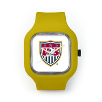 USMNT: Seal Watch in a Pine Lime Strap