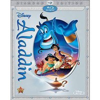 Aladdin [Diamond Edition] [2 Discs] [Blu-ray/DVD] : Target