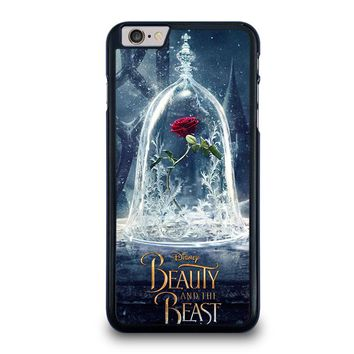 BEAUTY AND THE BEAST ROSE IN GLASS iPhone 6 / 6S Plus Case Cover