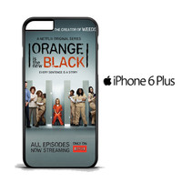 Orange Is The New Black X0237 iPhone 6 Plus Case