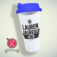 Lauren Jauregui Fifth Harmony Double Wall Plastic Mug