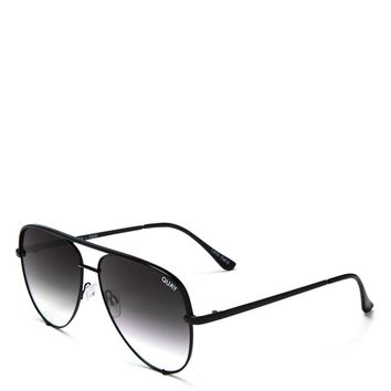 Quay x Desi High Key Aviator Sunglasses, 62mm | Bloomingdales's