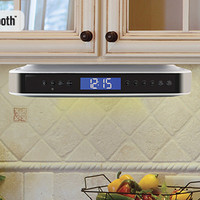 Undercabinet Bluetooth Kitchen Speaker  @ Sharper Image