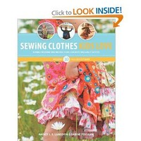 Amazon.com: Sewing Clothes Kids Love: Sewing Patterns and Instructions for Boys' and Girls' Outfits (9781589234734): Nancy Langdon, Sabine Pollehn: Books