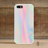 Hologram Holographic Style Case Cover for Apple iPhone 5/5s