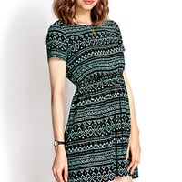 Favorite Tribal Print Dress