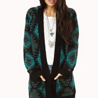 South Bound Open-Front Cardigan
