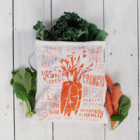 produce bag - Carrot