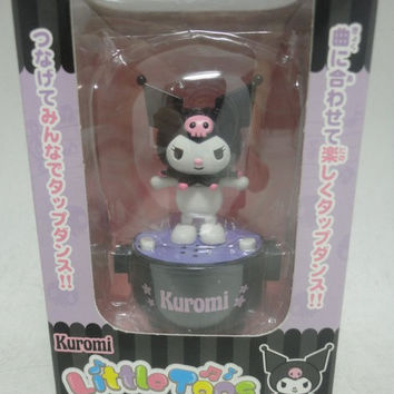 Tomy Disney Little Taps Musical Dancing My Melody Kuromi Trading Collection Figure