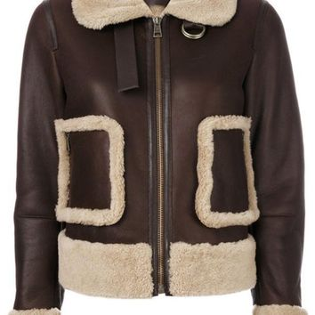 ONETOW Chloé Pocket Detail Jacket - Farfetch