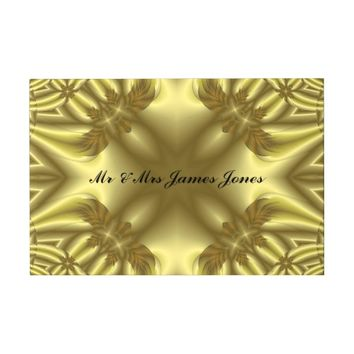 Fractal Art Design Guest Book