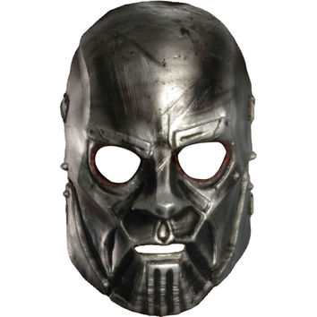 Slipknot Men's Sid Mask Slipknot Mask Metallic