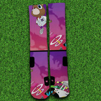 Kanye Graduation Bear Socks,Custom socks,Personalized socks,Elite socks