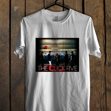 The Click Five T Shirt Mens T Shirt and Womens T Shirt *