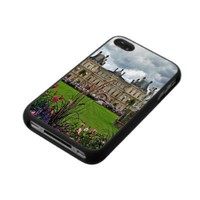 Paris Jardin du Luxembourg Iphone 4 Skin from Zazzle.com